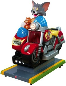 Tom and Jerry Chopper